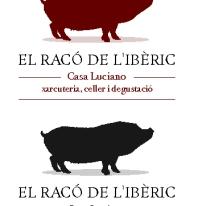 Logotip per a la Casa Luciano